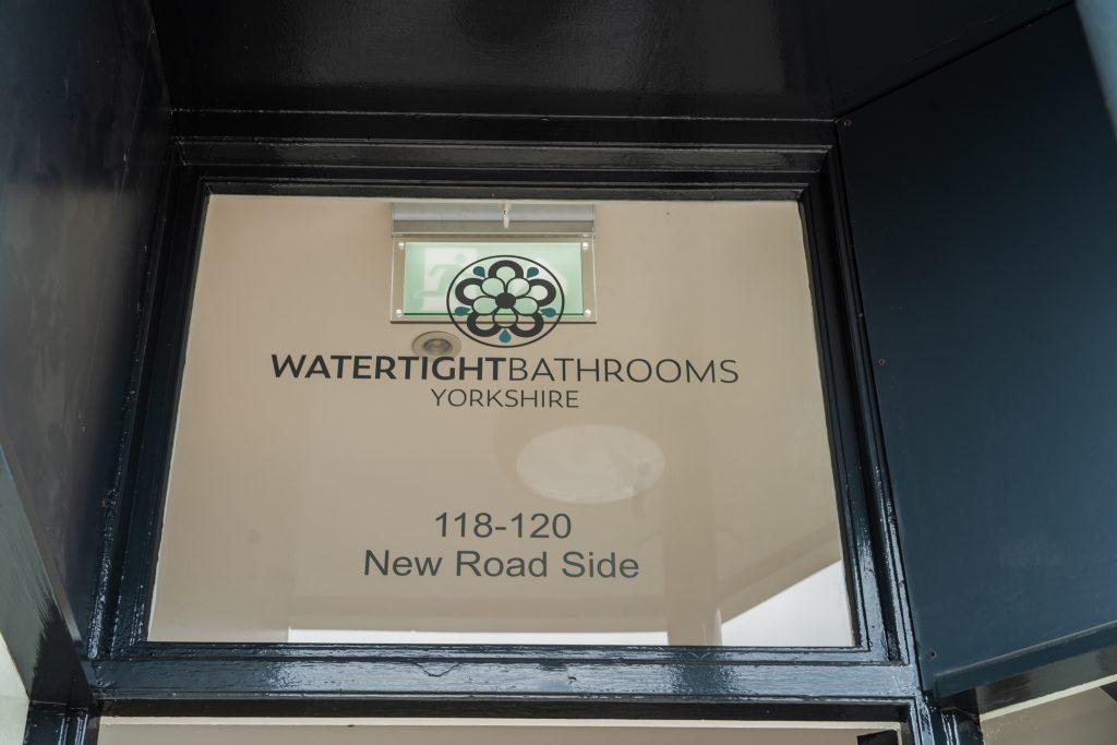 Address for Watertight Bathrroms in Leeds