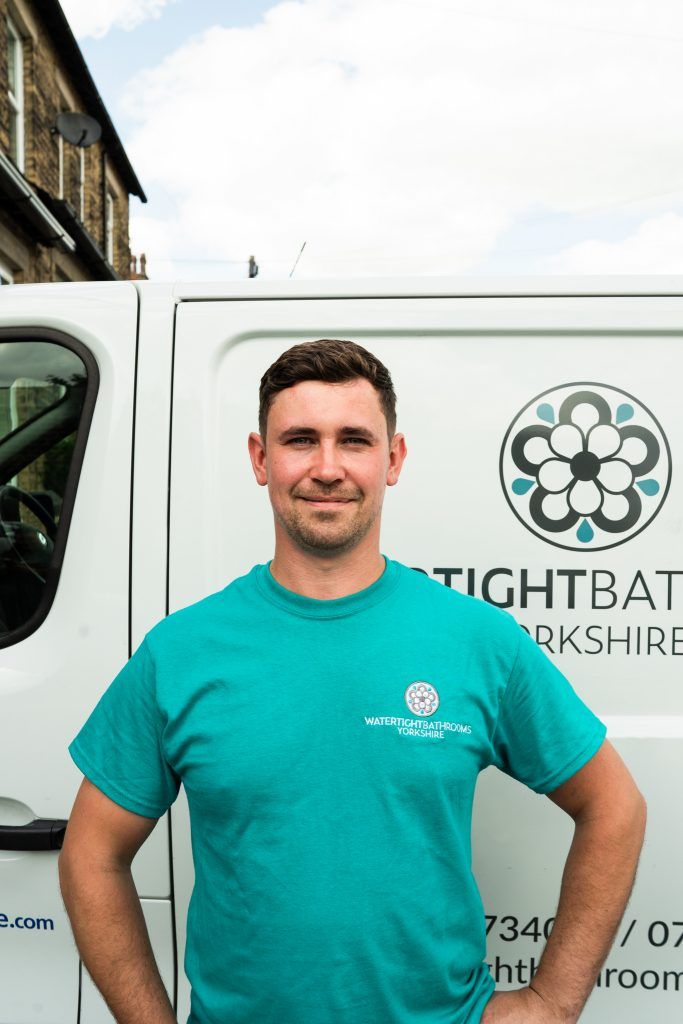 Ashley at Watertight Bathroom Fitters in Horsforth Leeds